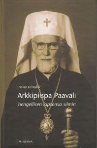 Luostarin kirjat Arkkipiispa Paavali pix OK