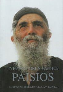 Luostarin kirjat Pyhän vuoren vanhus Paisios pix OK-1